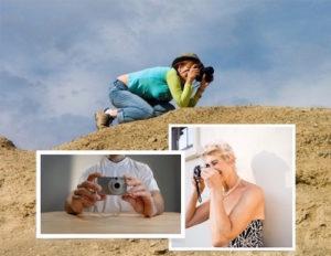 Коллаж для статьи о смартфонах