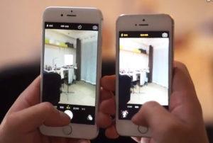 Техника съемки на смартфон