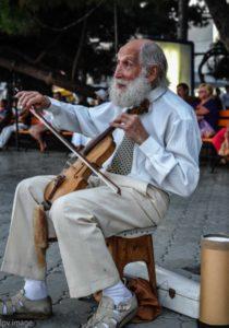 Ulichnyi muzykant