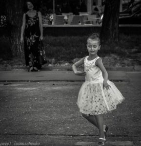 YUnaya tantsovshhitsa