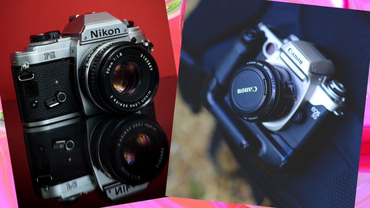 Nikon ili Саnon - выбор фотокамеры