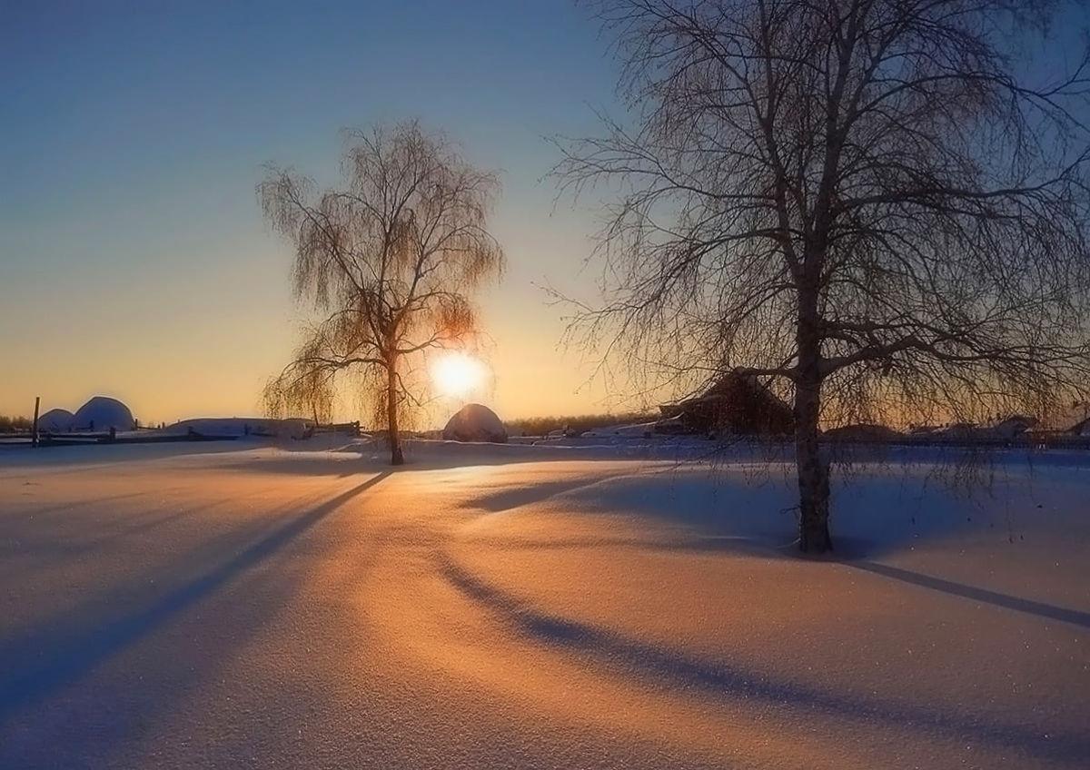 V.Kolotovkina Zimnii vecher