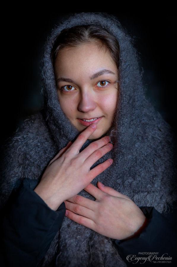 E.Pechenin Sibiryachka Vika