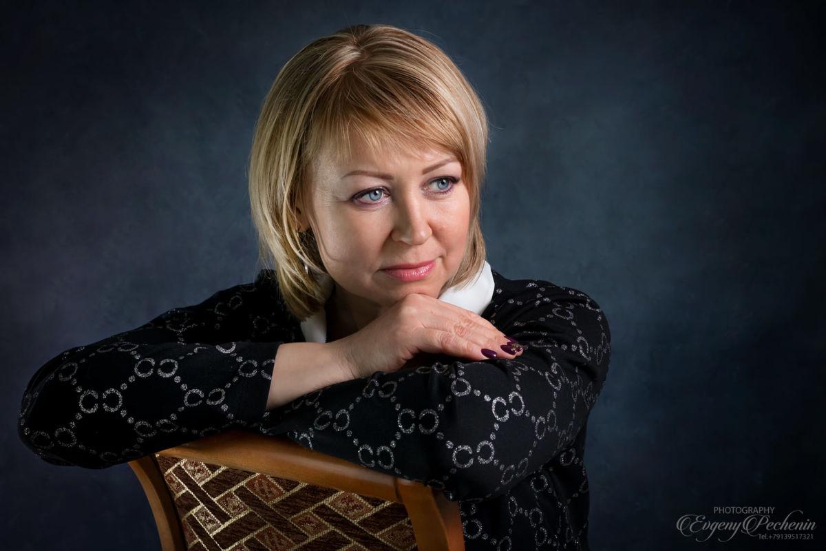 E.Pechenin I snova Irina