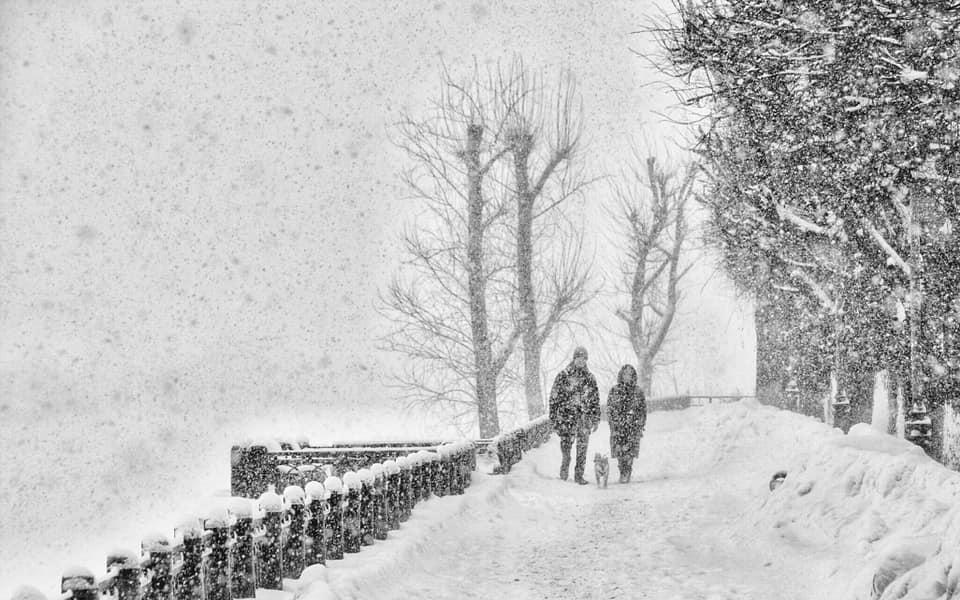 S.Kabanova A u nas snegopad...